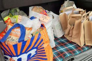 Car food bags